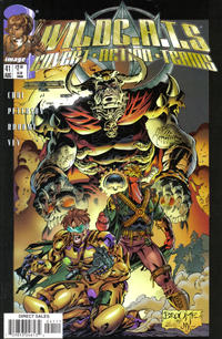 Cover Thumbnail for WildC.A.T.S (Image, 1995 series) #41