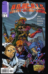 Cover Thumbnail for WildC.A.T.S (Image, 1995 series) #42