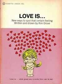 Cover Thumbnail for Love Is... (New American Library, 1971 series) #D4628