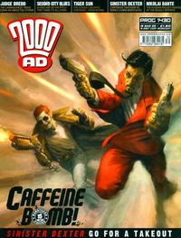 Cover Thumbnail for 2000 AD (Rebellion, 2001 series) #1430