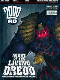 Cover Thumbnail for 2000 AD (Rebellion, 2001 series) #1436