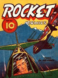 Cover Thumbnail for Rocket Comics (Maple Leaf Publishing, 1941 series) #v2#5