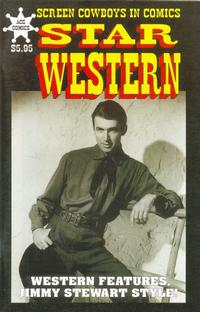 Cover for Star Western (Avalon Communications, 2000 series) #1