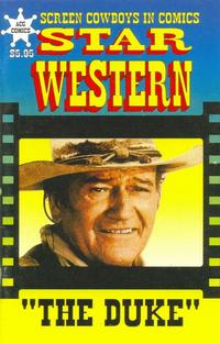 Cover Thumbnail for Star Western (Avalon Communications, 2000 series) #2