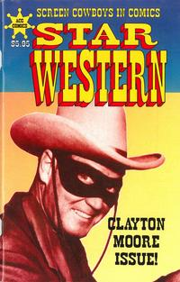 Cover Thumbnail for Star Western (Avalon Communications, 2000 series) #4