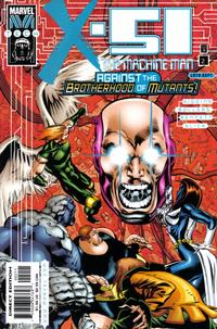 Cover Thumbnail for X-51 (Marvel, 1999 series) #2 [Direct Edition]