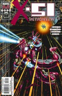 Cover Thumbnail for X-51 (Marvel, 1999 series) #3
