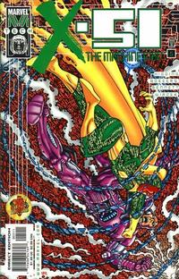 Cover Thumbnail for X-51 (Marvel, 1999 series) #5 [Direct Edition]