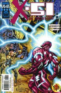 Cover Thumbnail for X-51 (Marvel, 1999 series) #6