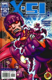 Cover for X-51 (Marvel, 1999 series) #7