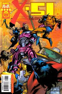 Cover Thumbnail for X-51 (Marvel, 1999 series) #8