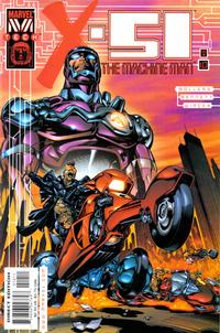 Cover Thumbnail for X-51 (Marvel, 1999 series) #10 [Direct Edition]