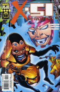 Cover Thumbnail for X-51 (Marvel, 1999 series) #11