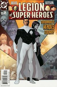 Cover Thumbnail for Legion of Super-Heroes (DC, 2005 series) #2