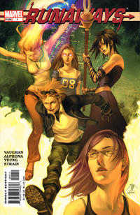 Cover Thumbnail for Runaways (Marvel, 2005 series) #1 [Cover A]