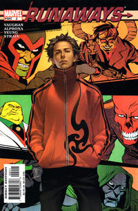 Cover for Runaways (Marvel, 2005 series) #2