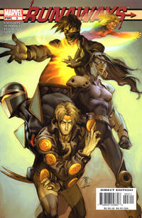 Cover Thumbnail for Runaways (Marvel, 2005 series) #3