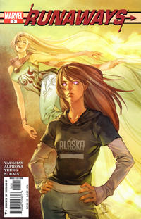 Cover Thumbnail for Runaways (Marvel, 2005 series) #5