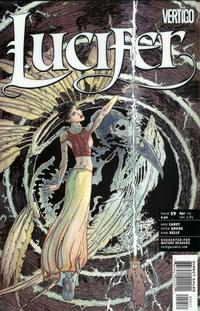 Cover Thumbnail for Lucifer (DC, 2000 series) #59