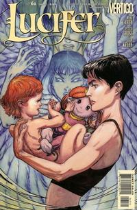 Cover Thumbnail for Lucifer (DC, 2000 series) #61