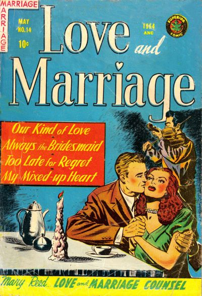 Cover for Love and Marriage (Superior, 1952 series) #14