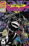 Cover for The New Warriors Annual (Marvel, 1991 series) #3