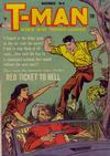 Cover for T-Man (Quality Comics, 1951 series) #8