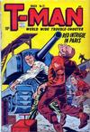 Cover for T-Man (Quality Comics, 1951 series) #23
