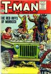 Cover for T-Man (Quality Comics, 1951 series) #27