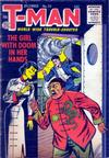 Cover for T-Man (Quality Comics, 1951 series) #30