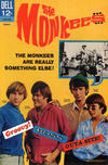 Cover for The Monkees (Dell, 1967 series) #1