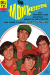 Cover for The Monkees (Dell, 1967 series) #4