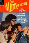 Cover for The Monkees (Dell, 1967 series) #11
