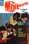 Cover for The Monkees (Dell, 1967 series) #12