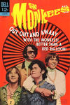 Cover for The Monkees (Dell, 1967 series) #14