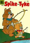 Cover for M.G.M's Spike and Tyke (Dell, 1955 series) #15