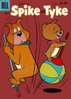 Cover for M.G.M's Spike and Tyke (Dell, 1955 series) #18