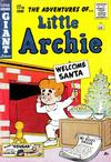 Cover for Little Archie Giant Comics (Archie, 1957 series) #17