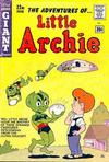 Cover for The Adventures of Little Archie (Archie, 1961 series) #22