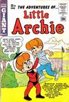 Cover for The Adventures of Little Archie (Archie, 1961 series) #25