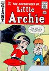 Cover for The Adventures of Little Archie (Archie, 1961 series) #28