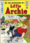 Cover for The Adventures of Little Archie (Archie, 1961 series) #31