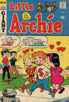Cover for Little Archie (Archie, 1969 series) #54
