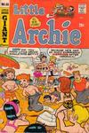 Cover for Little Archie (Archie, 1969 series) #55