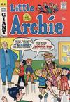 Cover for Little Archie (Archie, 1969 series) #57