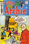 Cover for Little Archie (Archie, 1969 series) #62