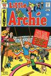 Cover for Little Archie (Archie, 1969 series) #80