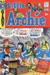 Cover for Little Archie (Archie, 1969 series) #81