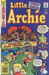 Cover for Little Archie (Archie, 1969 series) #122