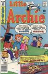 Cover for Little Archie (Archie, 1969 series) #126